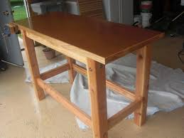 Woodworking Bench Plans Simple by The 25 Best Workbench Plans Ideas On Pinterest Work Bench Diy