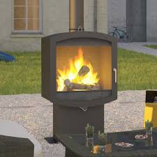 firebelly firepod outdoor wood stove fireplace products