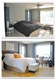 Budget Bedroom Makeover - bedroom makeover on a budget creative home