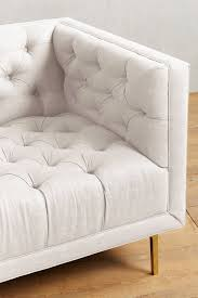 Chesterfield Tufted Sofa by Sofa Comfortable Living Room Sofas Design With Linen Couch
