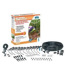 amazon com dig ge200 drip u0026 micro sprinkler kit lawn and