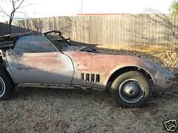 1972 corvette stingray 454 for sale 1968 corvette 427 rustingmusclecars com
