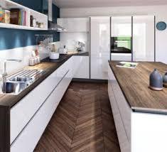 cuisine sans poignee cuisine sans poignée blanche modèle verrie par you cuisines