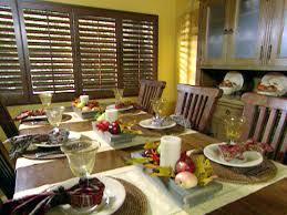 golden harvest dining room hgtv