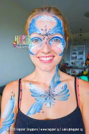 halloween body paint hire the best halloween face painters in singapore face body 8