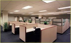 modern office cubicles design person office workstation office