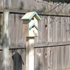 how to install an irrigation system in your yard family handyman how to install a birdhouse post