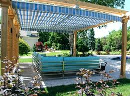 pergola canopy to kits retractable kit replacement canada ready