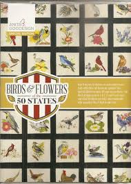 goodesign special edition birds flowers of the 50 states