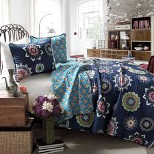 adrianne 3 quilt set lush decor www lushdecor