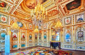 chambre du conseil intérieurs de palais de fontainebleau la chambre du conseil wa de