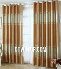 Two Tone Curtains Stunning Two Tone Colored Blackout Bedroom Or Living Room Curtains