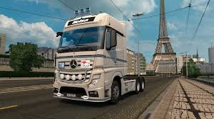 mercedes benz actros mp4 red mercedes benz actros mp4 by taina95 v1 10 ets 2 mods ets2downloads