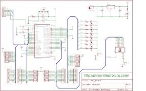schematic 8051 development board u2013 readingrat net