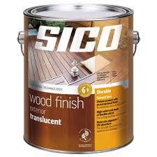 paint exterior wood finish rona