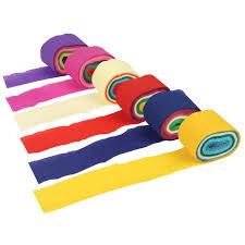 paper ribbons aliexpress buy 72 meters multicolor colored crepe paper
