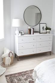 Dresser Bedroom 30 Bedroom Dresser Styling Ideas With Mirror Dlingoo