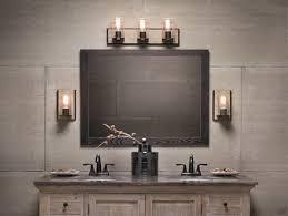 Stylish Bathroom Lighting Stylish Kichler Bathroom Lighting Eizw Info