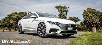 volkswagen arteon price 2017 vw arteon car review 4 door coupe drive life drive life