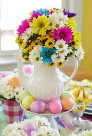 Easter Decorations On Sticks by Easy Easter Decorations Sticks Plays And Decorating Ideas