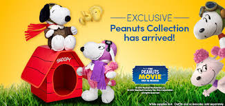 new peanuts movie collection at build a bear workshop best deals