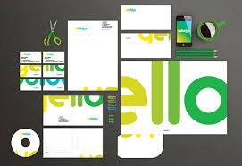 coorporate design yelloblue corporate identity by sami joe mansour