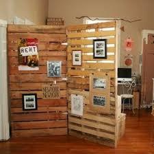 pallet room divider room divider ideas 17 cool diy solutions