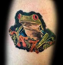 50 tree frog designs for amphibian ink ideas