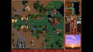 Manifest Destiny Map Heroes Of Might U0026 Magic 3 Scenario Manifest Destiny Youtube