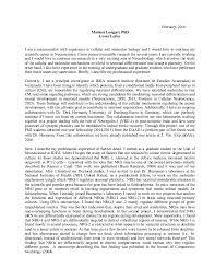 molecular biology cover letter 28 images a sle cover letter