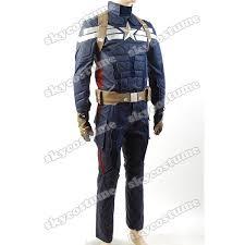 Steve Halloween Costume Halloween Costumes Captain America 2 Winter Soldier Steve
