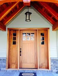 Build Exterior Door Frame Doors Newwoodworks