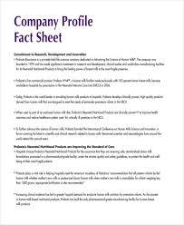 Event Fact Sheet Template 28 Fact Sheet Formats Free Premium Templates