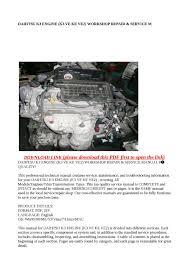 calaméo daihtsu k3 engine k3 ve ke ve2 worksh