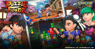 capcom apk capcom s retro special puzzle fighter comes to android