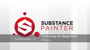 substance painter tutorial u2013 fundamentals 11 masking youtube