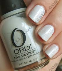 the white nail polish trend so fresh and so clean all lacquered up