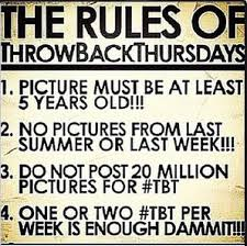 Throwback Thursday Meme - everything you need to know about your favorite day throwback