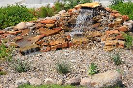Rock Fountains For Garden Rock Fountains For Garden Landscaping Gardening Ideas