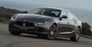 ghibli maserati maserati ghibli 5 series fighter priced from 138 900 photos