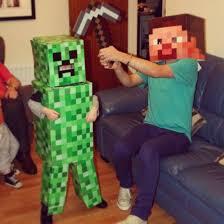 Halloween Minecraft Costumes 16 Minecraft Creeper Halloween Costume Images