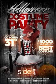 halloween costume party sidebar new york ny october 31 2015