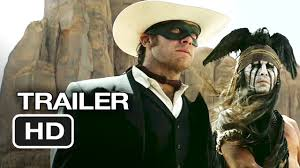 lone ranger halloween costume the lone ranger official trailer 1 2013 johnny depp movie hd