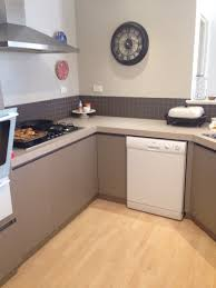 before and after pictures of painted laminate kitchen cabinets chalk milk paint tips techniques helpful how to s