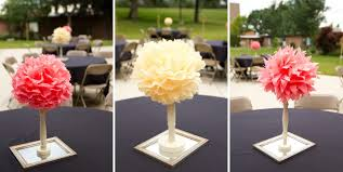 home design impressive cheap and easy centerpieces bridal shower