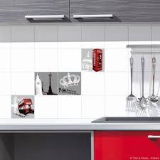 sticker pour carrelage cuisine stickers pour carrelage mural sticker fabriqué en