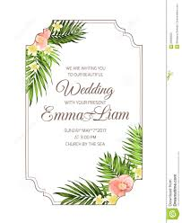 tropical invitation template pacq co