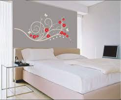 flower vine wall sticker wall decal wall art decal sticker