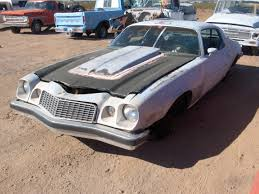camaro salvage yard 1976 chevrolet camaro 76ch2195d desert valley auto parts