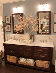 Rustic Bathroom Decorating Ideas Rustic Bathroom Decor My Web Value